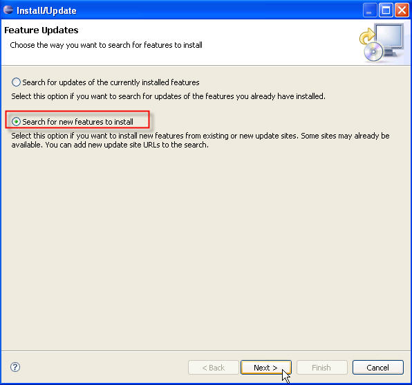 Eclipse安装PHP插件第二步